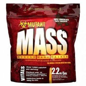 PROTÉINE MUTANT MASS 2,270 kg PVL Mutant (Triple Chocolat -