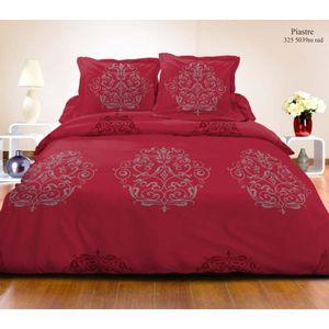 lit 160x200 rouge achat vente lit 160x200 rouge pas cher les soldes sur cdiscount cdiscount. Black Bedroom Furniture Sets. Home Design Ideas