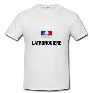T-SHIRT T-shirt latronquiere homme et femme unisex