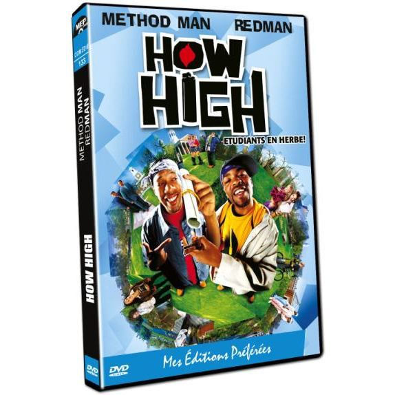 No Name How High Dvd Edition simple