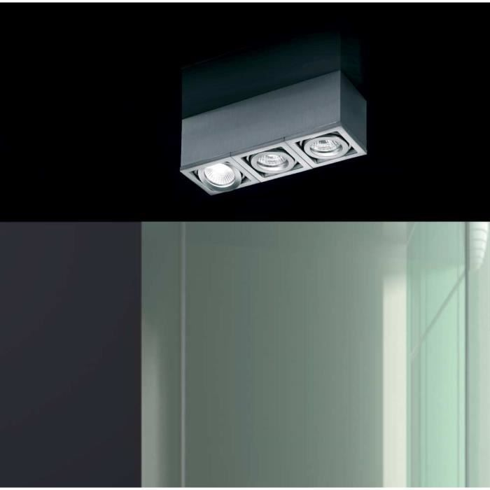 lumiere de couverture axena paul neuhaus 9975 55 achat vente lumiere de couverture axena. Black Bedroom Furniture Sets. Home Design Ideas