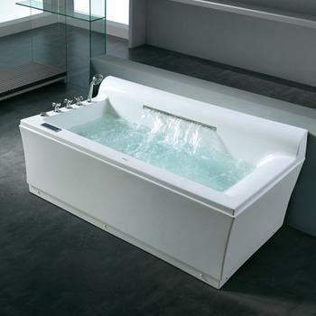 Baignoir spa hydromassage eco 8514 achat vente coque de spa jacuzzi baignoir spa - Vasche da bagno retro ...