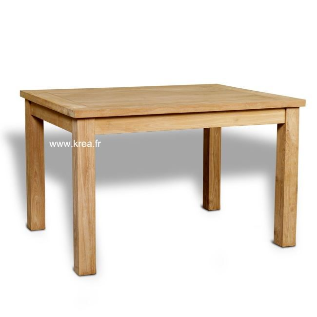 Object moved - Plateau en teck pour table ...