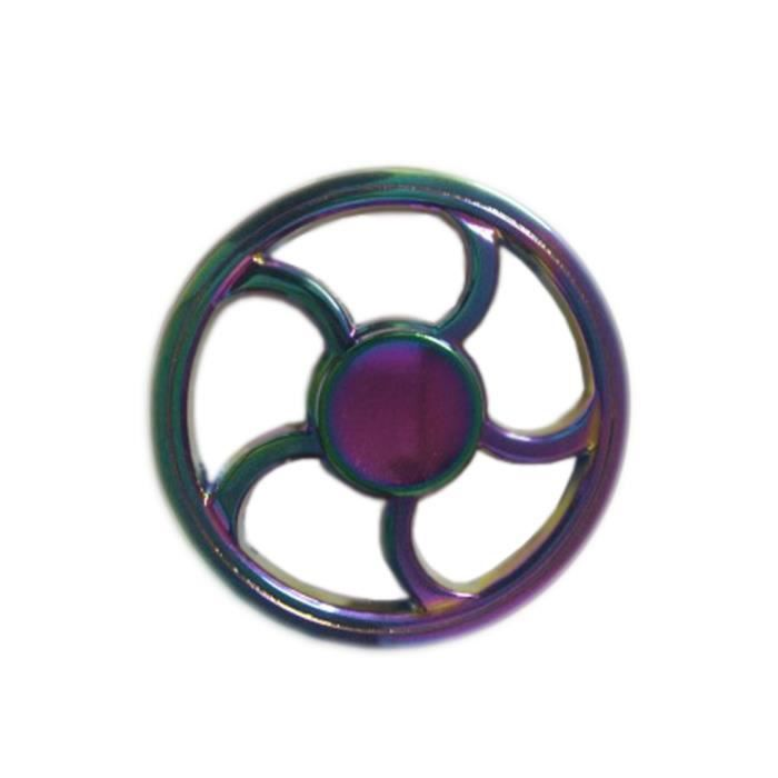 fahm new volant hand spinner multicolore fidget spinner ultra durable zinc finger gyro enfants. Black Bedroom Furniture Sets. Home Design Ideas