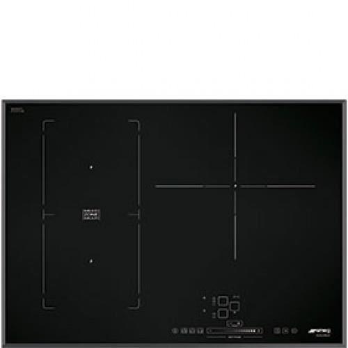 plaque induc sim571b bisel 65cm noir 3f achat vente plaque induction cdiscount. Black Bedroom Furniture Sets. Home Design Ideas