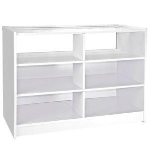 comptoir de caisse achat vente comptoir de caisse pas cher cdiscount. Black Bedroom Furniture Sets. Home Design Ideas