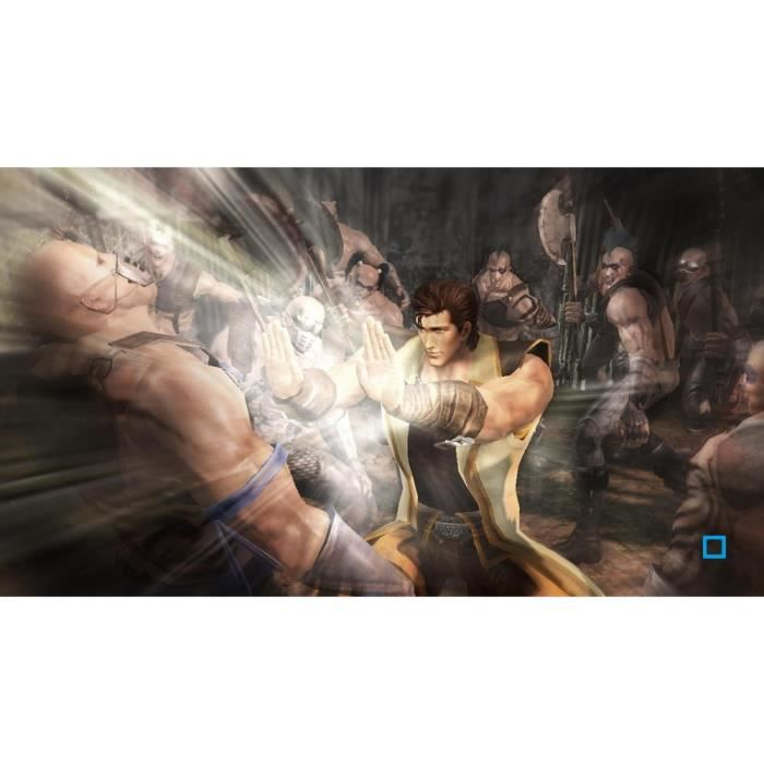 Fist Of The North Star Kens Rage 2 Game Xbox 360: FIST OF THE NORTH STAR: KEN'S RAGE 2 / XBOX 360