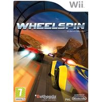 JEUX WII WHEELSPIN / JEU CONSOLE NINTENDO WII