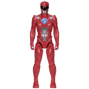 FIGURINE - PERSONNAGE POWER RANGERS  Figurine 30 cm Power Rangers Rouge