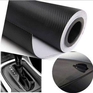 autocollant carbone achat vente autocollant carbone pas cher cdiscount. Black Bedroom Furniture Sets. Home Design Ideas