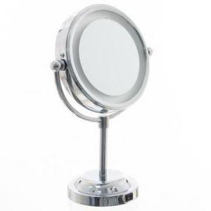 miroir 3 faces achat vente miroir 3 faces pas cher cdiscount. Black Bedroom Furniture Sets. Home Design Ideas