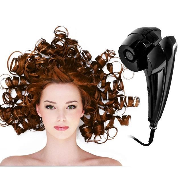 Fer à Boucler - Voici le secret des Cheveux Bouclés Sans Fer à ...