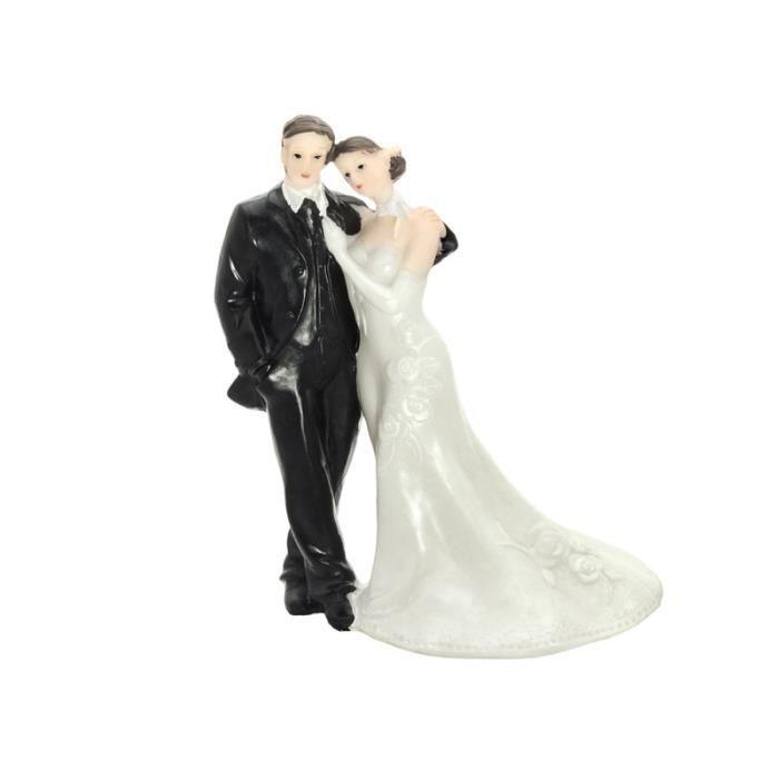 ... - Mariee Piece Montee Figurine Mariage Figurine Qui Porte Le Mari