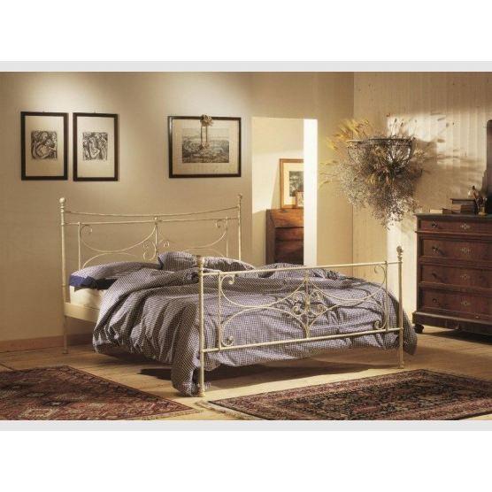 lit 160cm fer forg 2015 achat vente structure de lit lit 160cm fer forg 2015 fer forg. Black Bedroom Furniture Sets. Home Design Ideas