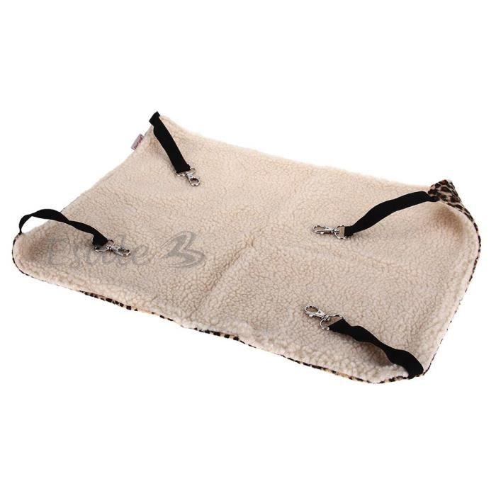 hamac berceau lit balan oire couchage en velours pour chat. Black Bedroom Furniture Sets. Home Design Ideas