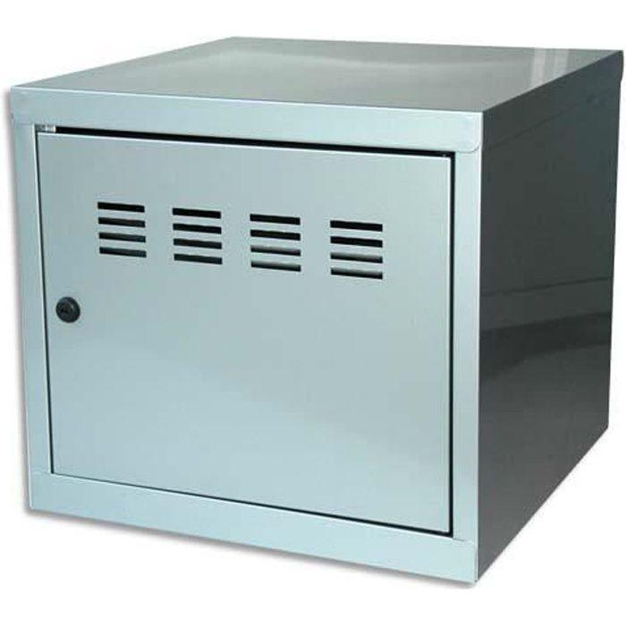Pierre henry cube de rangement m tal concept co achat vente organisateur - Cube metallique rangement ...