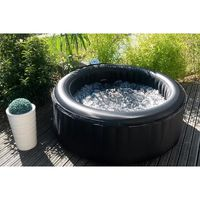 Saunas spas achat vente saunas spas pas cher cdiscount - Spa gonflable 200 euros ...