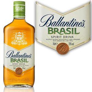 WHISKY BOURBON SCOTCH Ballantine's Brasil  (70cl) 40°