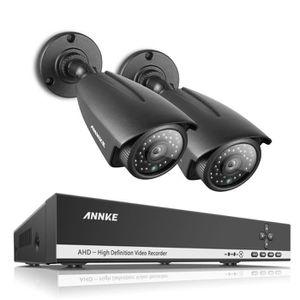 kit de camera de surveillance exterieur achat vente kit de camera de surveillance exterieur. Black Bedroom Furniture Sets. Home Design Ideas