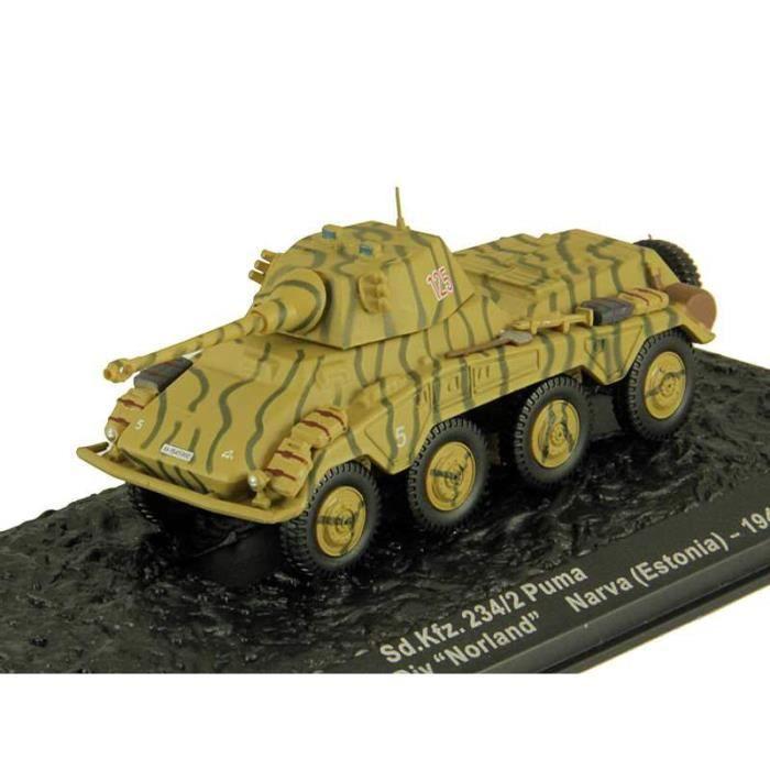 v hicule miniature militaire de collection char de combat blind 1 72 tank altaya 1 72 puma sd. Black Bedroom Furniture Sets. Home Design Ideas