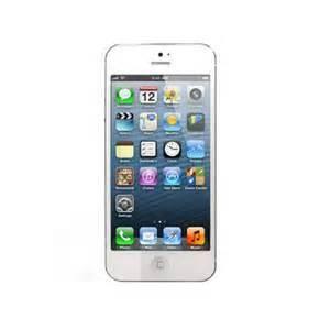 apple iphone 5 16gb blanc debloque achat vente. Black Bedroom Furniture Sets. Home Design Ideas