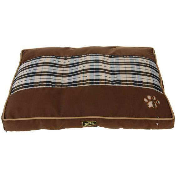 coussin d houssable pour chien et chat tr s confortable 70 cm marron achat vente. Black Bedroom Furniture Sets. Home Design Ideas