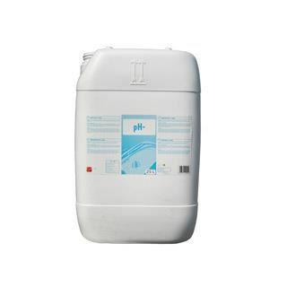 Correcteur de ph gr ph moins liquide bidon 25l achat vente traitement de l 39 eau correcteur for Ph moins liquide