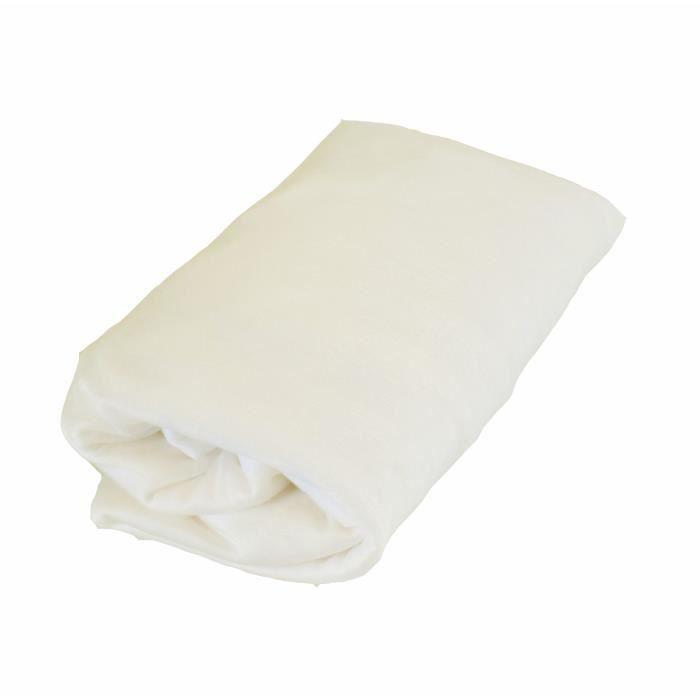 drap housse b b bambou beige achat vente drap housse. Black Bedroom Furniture Sets. Home Design Ideas
