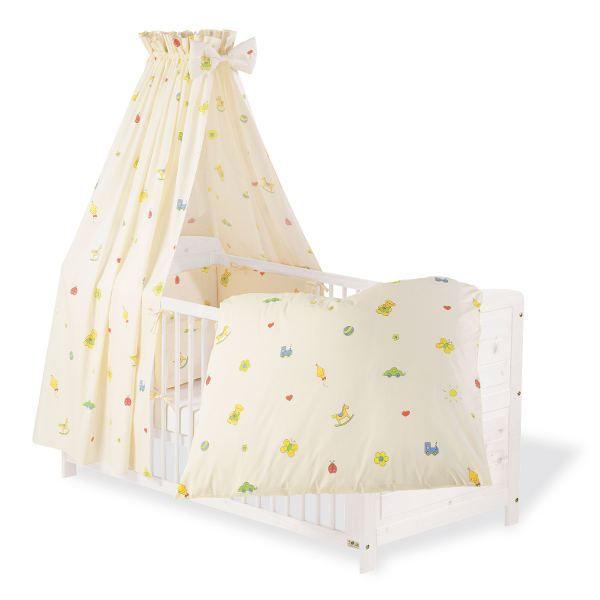 parure lit b b 4 pi ces 120 60 ou 140 70 achat vente tour de lit b b 4035769014667. Black Bedroom Furniture Sets. Home Design Ideas