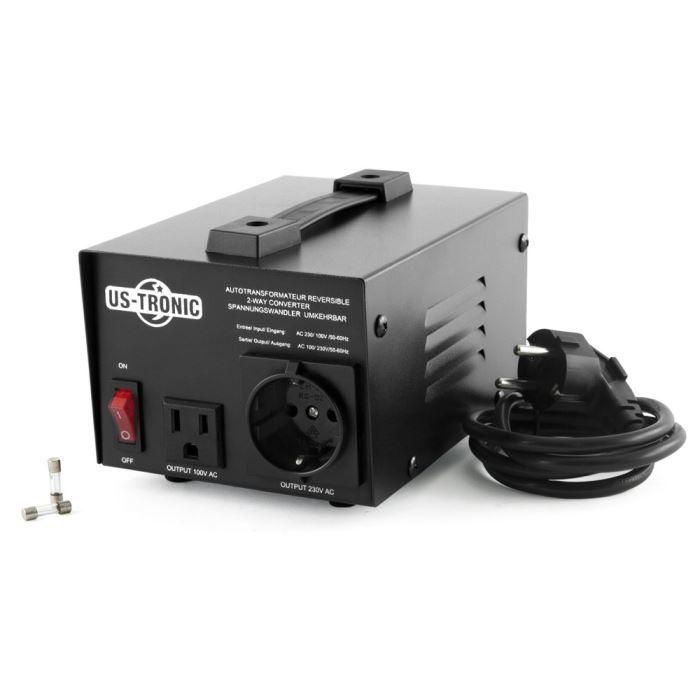 transformateur 110v 220v r versible puissance n achat
