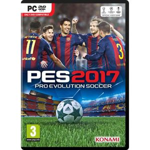 JEU PC PES 2017 Jeu PC