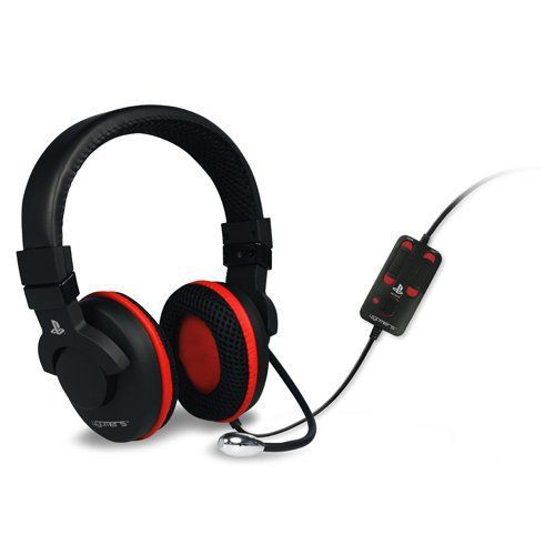 casque gaming nc1 officiel sony accessoire ps3 achat. Black Bedroom Furniture Sets. Home Design Ideas