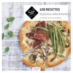 100 recettes de pizzas cakes et tartes sal es achat. Black Bedroom Furniture Sets. Home Design Ideas