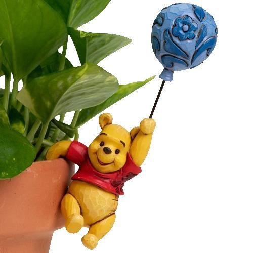 D coration pour pot de fleurs winnie l 39 ourson achat - Decoration winnie l ourson pour bapteme ...