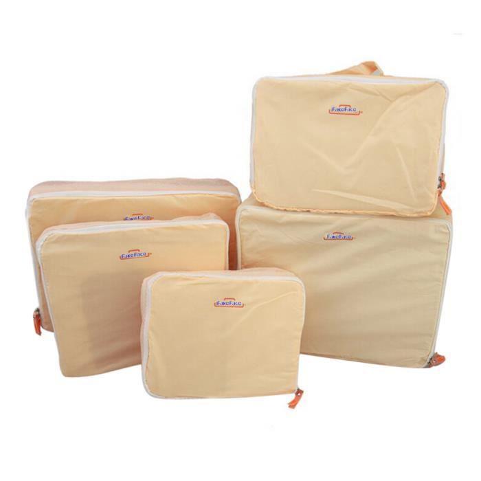 housse de rangement pour valise sacs de rangement pour valise organisateur de bagage en cube. Black Bedroom Furniture Sets. Home Design Ideas