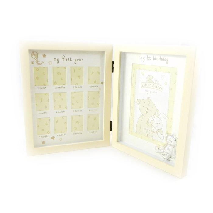 P le m le mon ange teddy beige 13 photos achat vente - Tableau photo pele mele ...