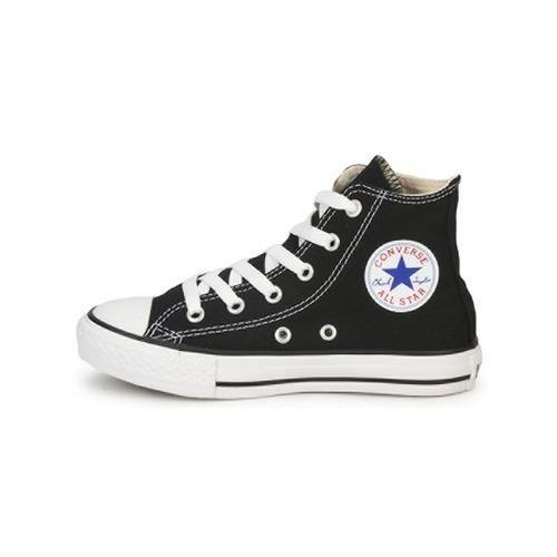Converse montante noire All star Noir Achat / Vente basket