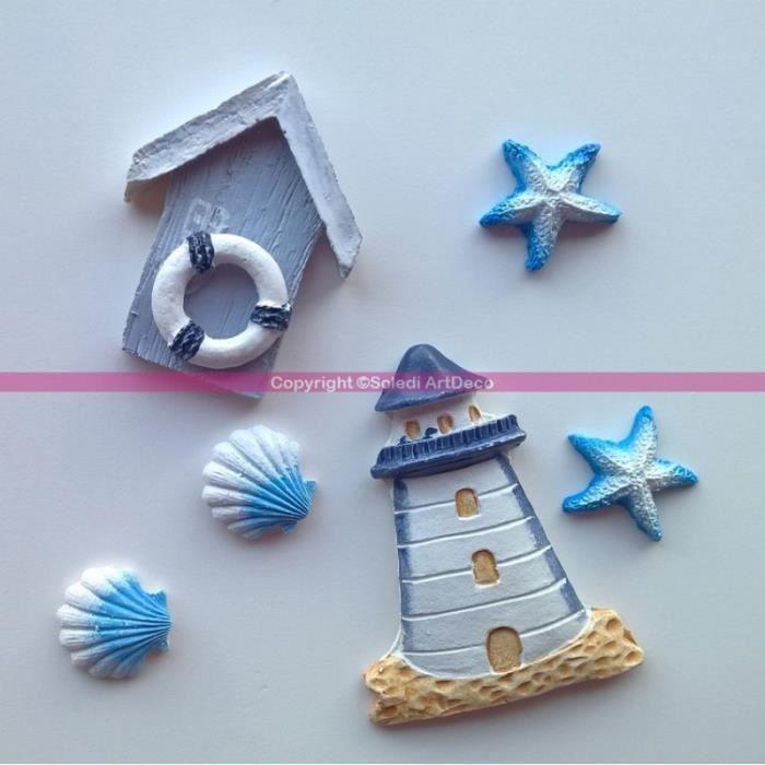 Petite deco objet theme mer achat vente petite deco for Petit objet deco