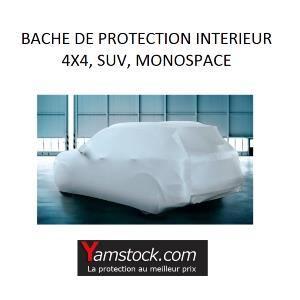 housse de protection voiture 4x4 velours 491x194x146 cm achat vente b 226 che de protection