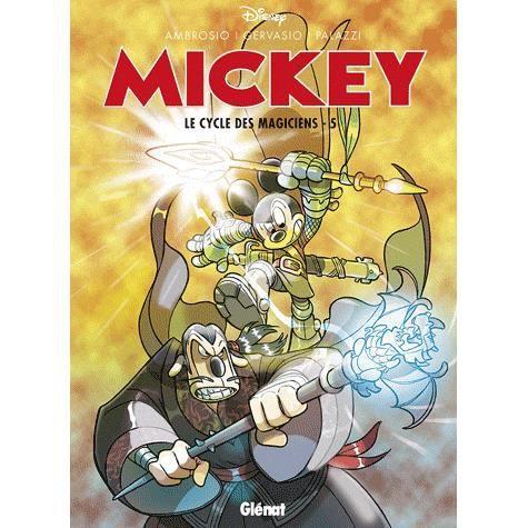 Mickey tome 5 achat vente livre gl nat parution 12 09 2012 pas cher cdiscount - Jeux de cuisine de mickey ...