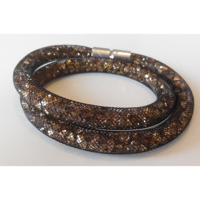 Bracelet swarovski stardust pas cher - Bracelet slake swarovski pas cher ...