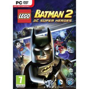 JEU PC LEGO BATMAN 2 / Jeu PC