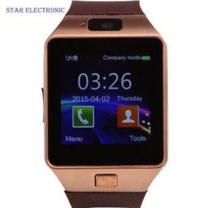MONTRE CONNECTÉE montre connectée smart watch GSM appareil photo et