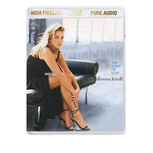 The look of love - BLU RAY AUDIO   by Diana Krall