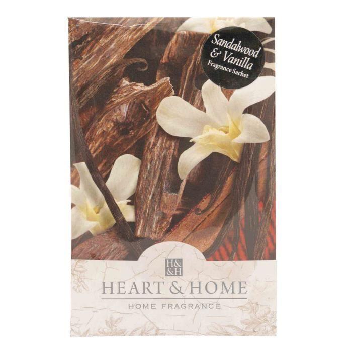 pochette parfumee pour armoire bois de santal achat. Black Bedroom Furniture Sets. Home Design Ideas