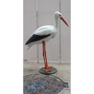 Cigogne decorative achat vente cigogne decorative pas cher cdiscount - Statue decorative d interieur ...