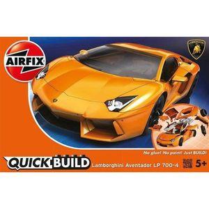 voiture construire airfix aij6007 maquette de voiture quick