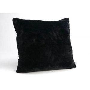 coussin fourrure 60x60 achat vente coussin fourrure 60x60 pas cher cdiscount. Black Bedroom Furniture Sets. Home Design Ideas