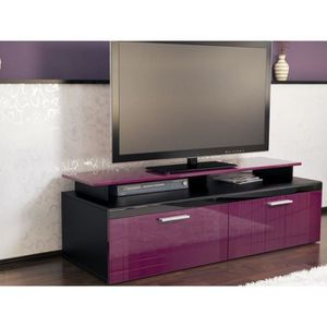 meuble violet achat vente meuble violet pas cher. Black Bedroom Furniture Sets. Home Design Ideas