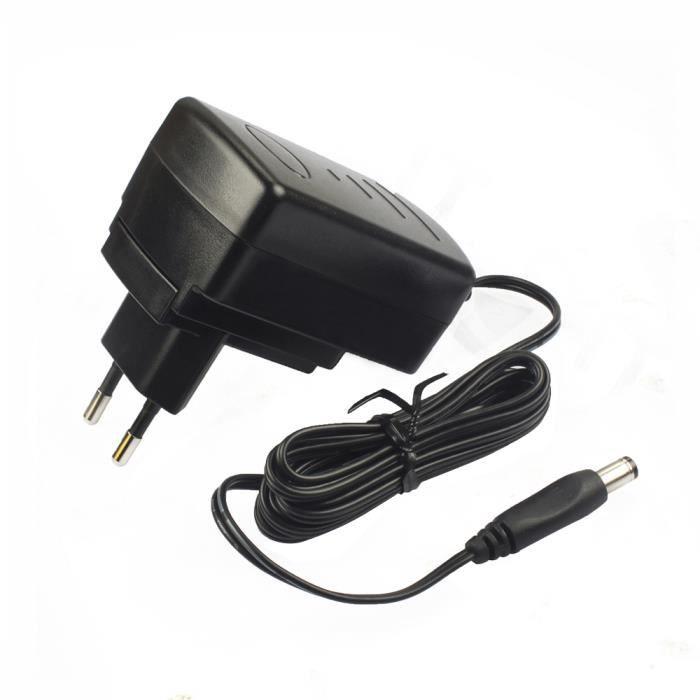 bloc d 39 alimentation adaptateur chargeur 12v 1 5a prix pas cher cdiscount. Black Bedroom Furniture Sets. Home Design Ideas